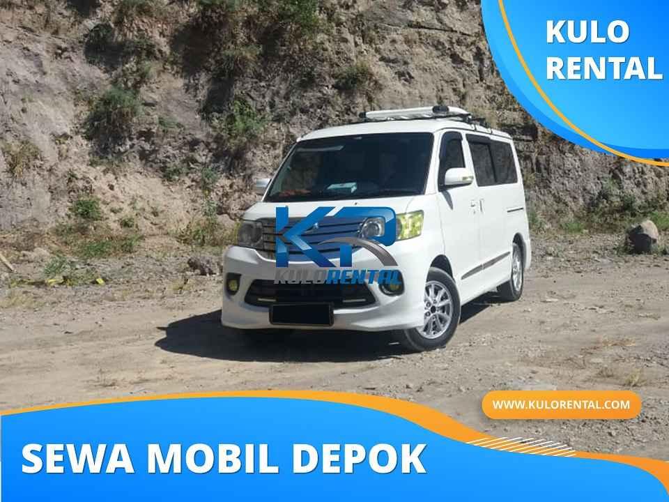 Rental Mobil dekat Akademi kimia analisis Caraka Nusantara