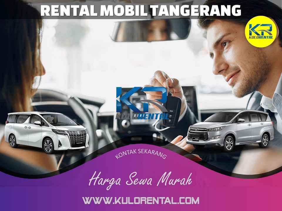 Rental Mobil di Pinang Tangerang