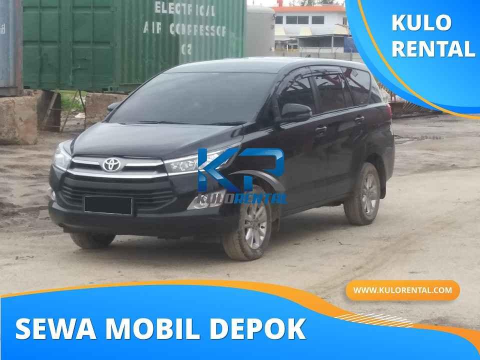 Rental Mobil dekat DMall Depok