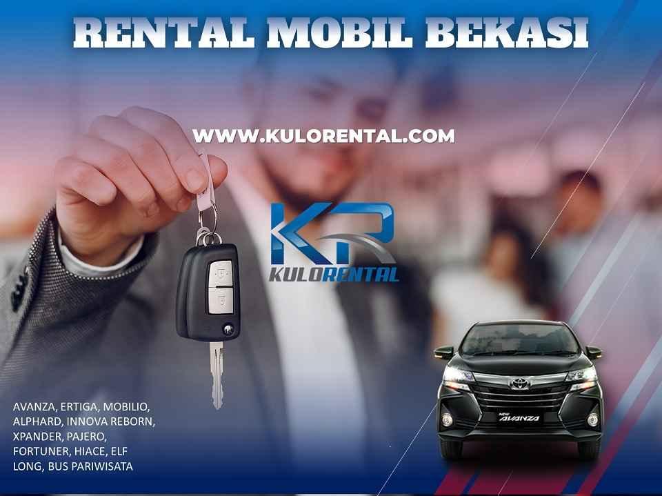 Rental Mobil dekat Apartemen Enviro Bekasi