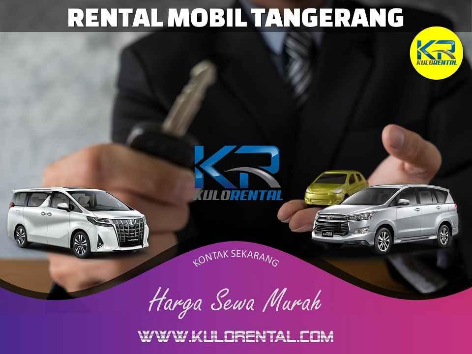 Rental Mobil di Pajang Tangerang