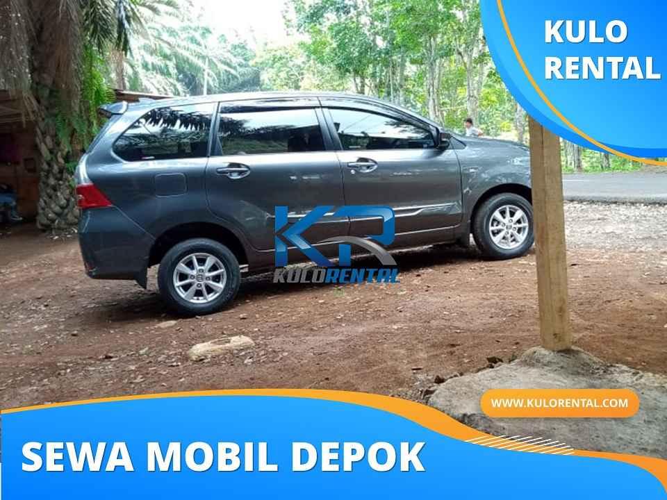 Rental Mobil di Cisalak Pasar