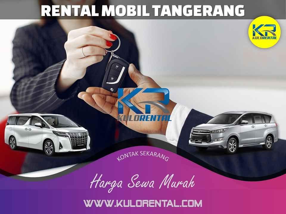 Rental Mobil di Karangsari Tangerang