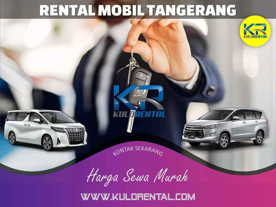 Rental Mobil di Kelapa Indah