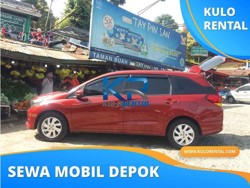 Rental Mobil dekat Apartemen Margonda Residence Depok