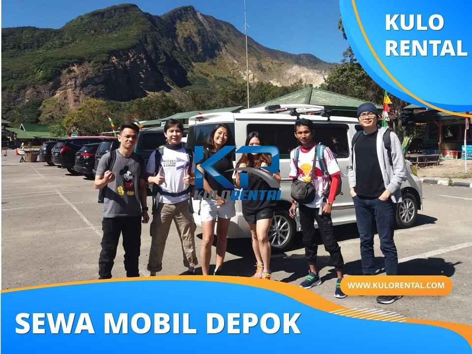 Rental Mobil dekat Studio Alam TVRI Depok