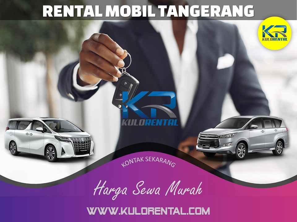 Rental Mobil di Karang Anyar Tangerang