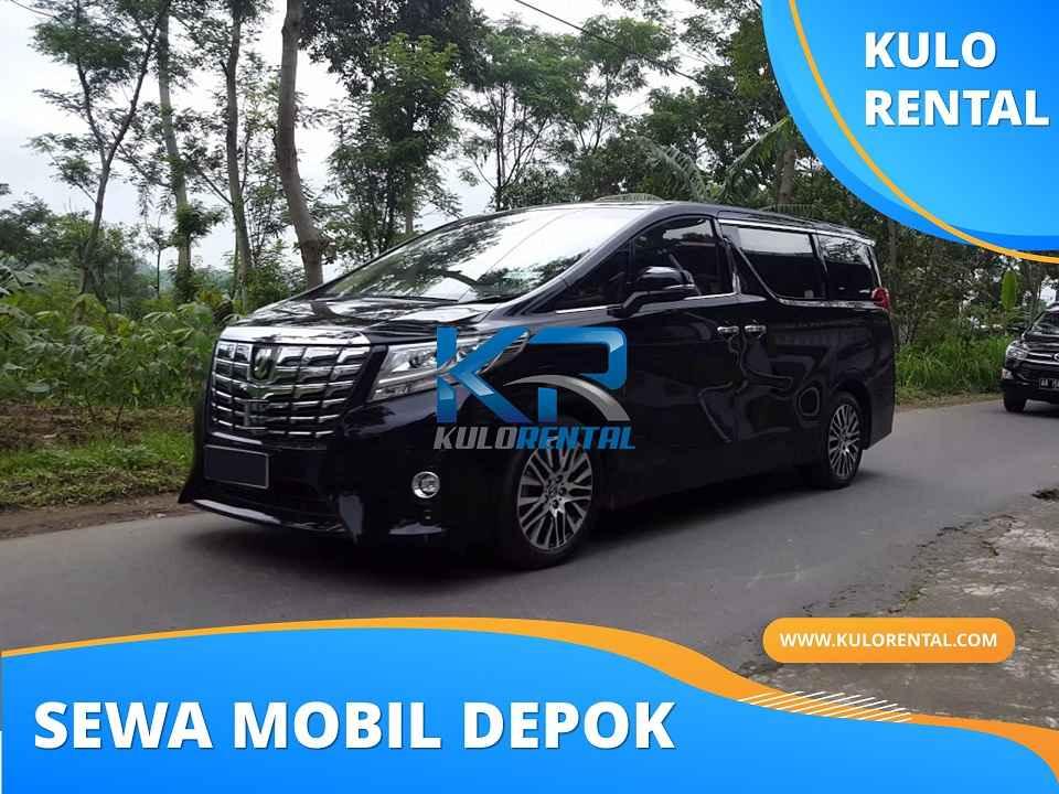 Rental Mobil di Bojong Pondok Terong