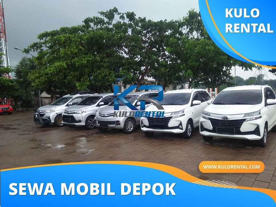 Rental Mobil dekat RS Bunda Margonda