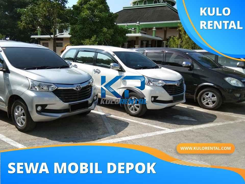 Rental Mobil dekat RS Permata Sawangan