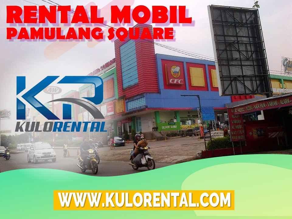 Rental Mobil dekat Pamulang Square