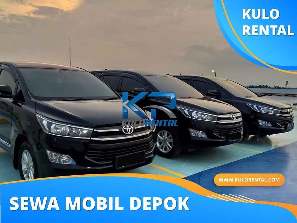 Rental Mobil dekat Depok Townsquare