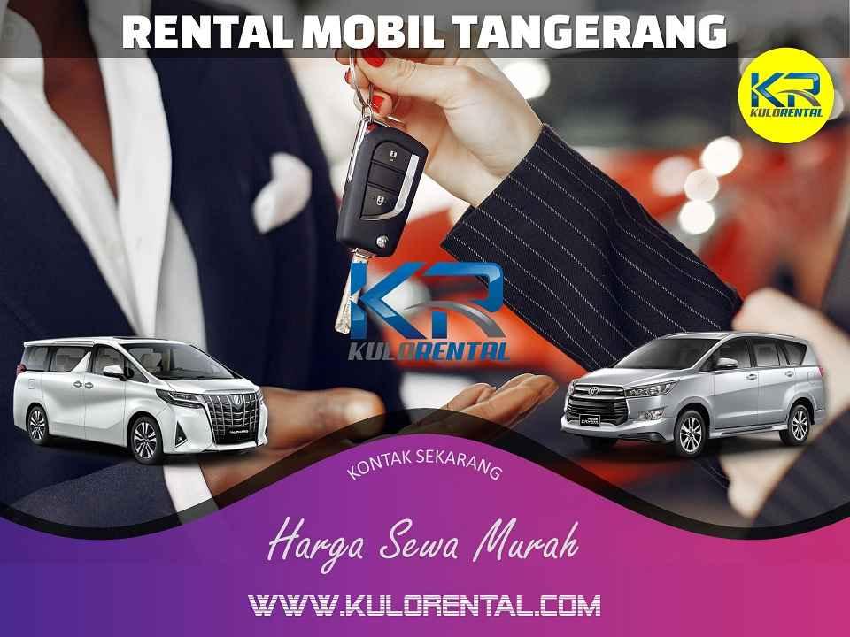 Rental Mobil di Kreo Tangerang